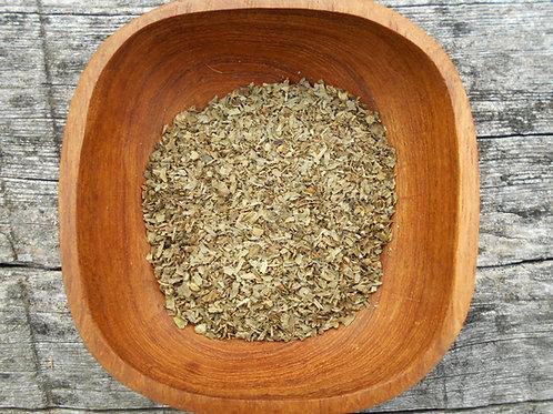 355-Bulk Basil Leaf, Sweet, Organic, 1 lb.
