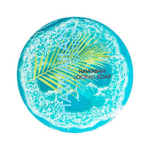 Hawaiian Waters Loofah Soap