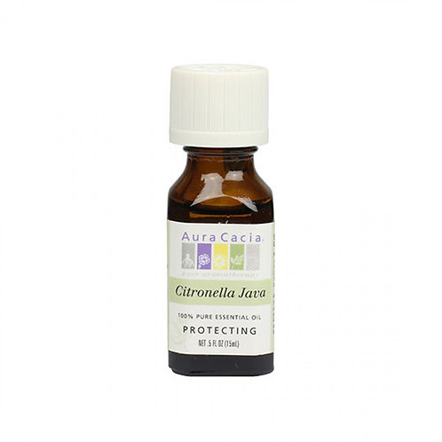 Citronella Java Essential Oil, 0.5 fl.oz.