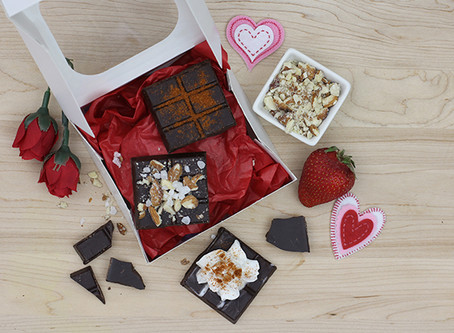 DIY Valentine's Chocolates