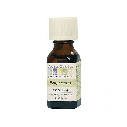 Peppermint Essential Oil, 0.5 fl. oz.