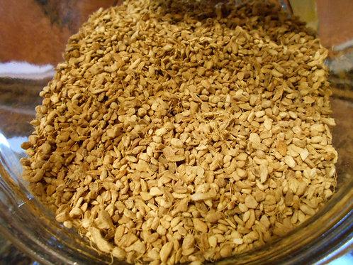369-Bulk Ginger Root, Cut & Sifted, 1 lb.
