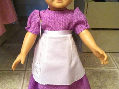 """18"""" Amish Dolls"""
