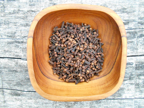 7009-Bulk Cloves,Whole,Hand-Select, Organic, 1 lb.