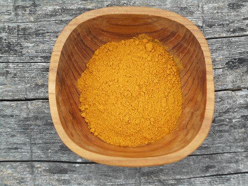 2650-Bulk Curry Powder, Organic, 1 lb.