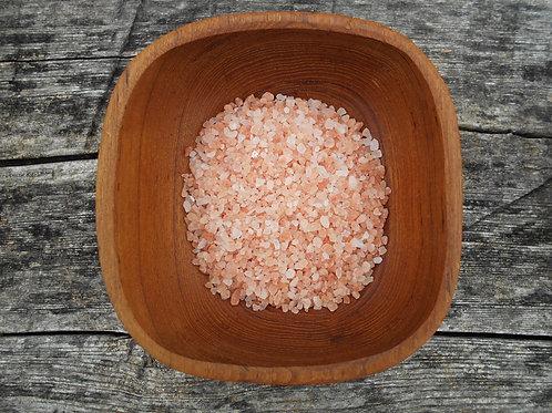 4407-Bulk Himalayan Pink Salt, Coarse Grind, 1lb.