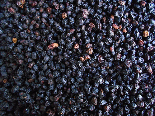 557-Bulk Elderberries, European, Whole, 1 lb.