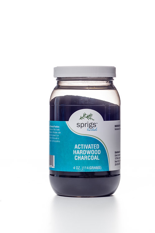 Activated Charcoal, 8 oz.