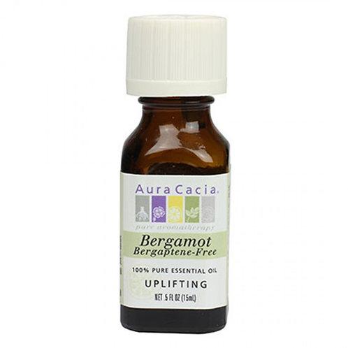 Bergamot (Bergaptene-Free) Essential Oil, 0.5 fl.oz.