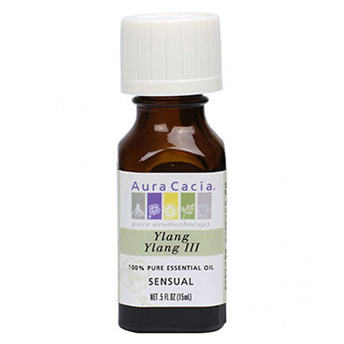 Ylang Ylang III Essential Oil, 0.5 fl.oz.