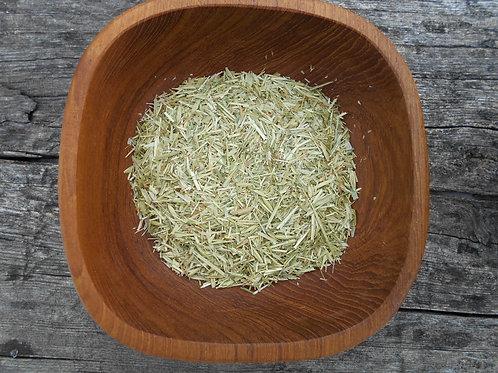 846-Bulk Oatstraw, Green Tops, Organic, 1 lb.