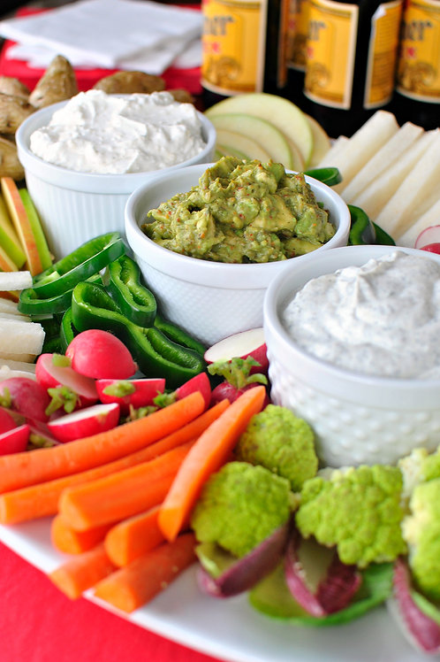 Delectable Dips