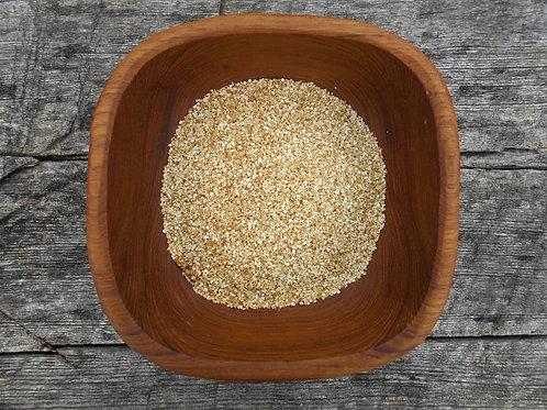 261-Bulk Orange Peel Granules, Organic, 1 lb.