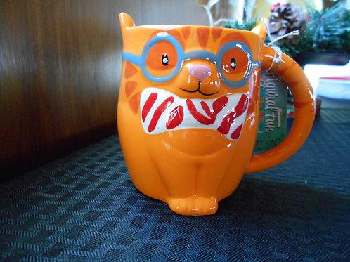 Smarty Cat Fun Mug