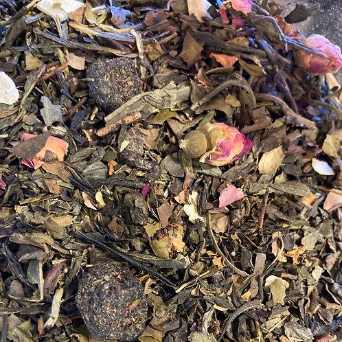 Bulk Wild Cherry White Tea