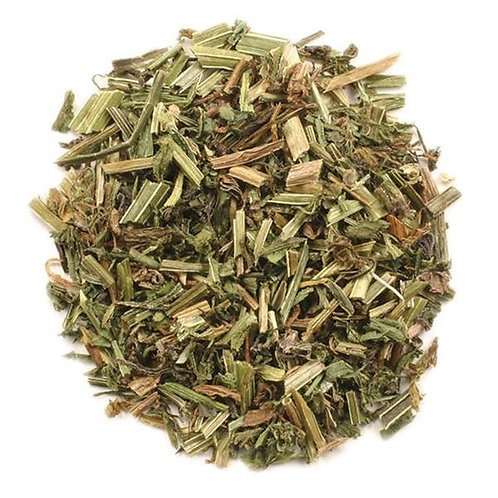 Cleavers Herb, Cut & Sifted