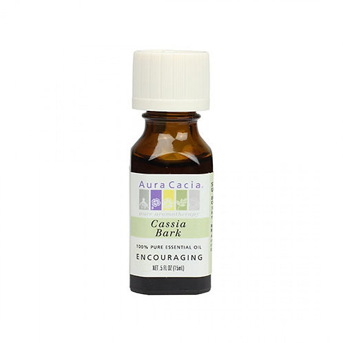 Cassia (Cinnamon) Essential Oil, 0.5 fl.oz.