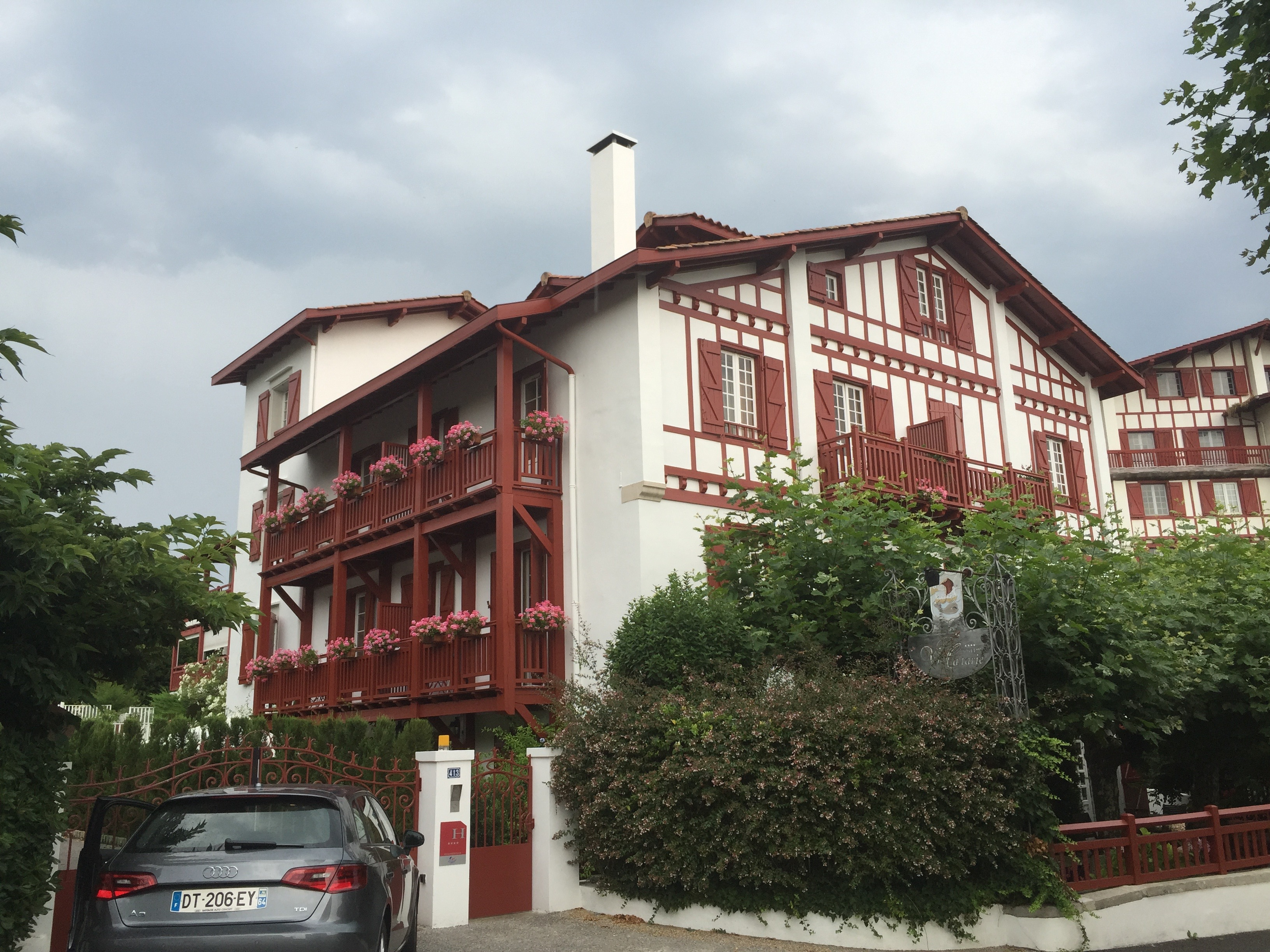 Hôtel 4 étoiles à GUETHARY