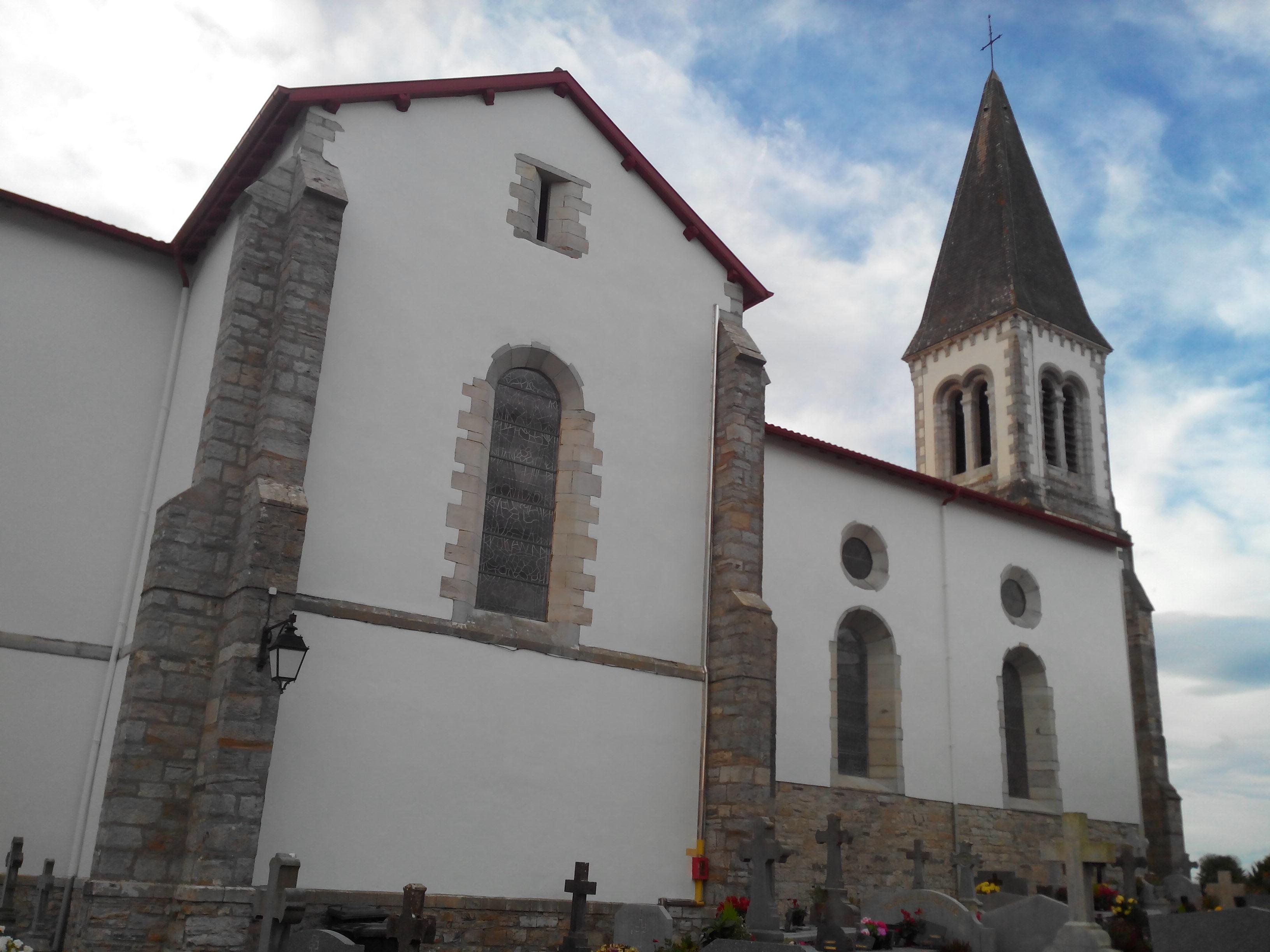 Église de Briscous