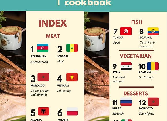 SolidariTee Cookbook (Italian)