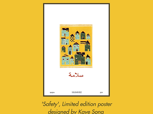 Finding Home : SolidariTee Posters