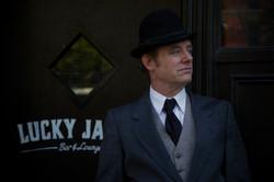 Thomas Staggs as The Prosecutor