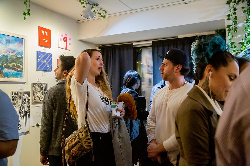 Arts Avenue NYC Exhibition