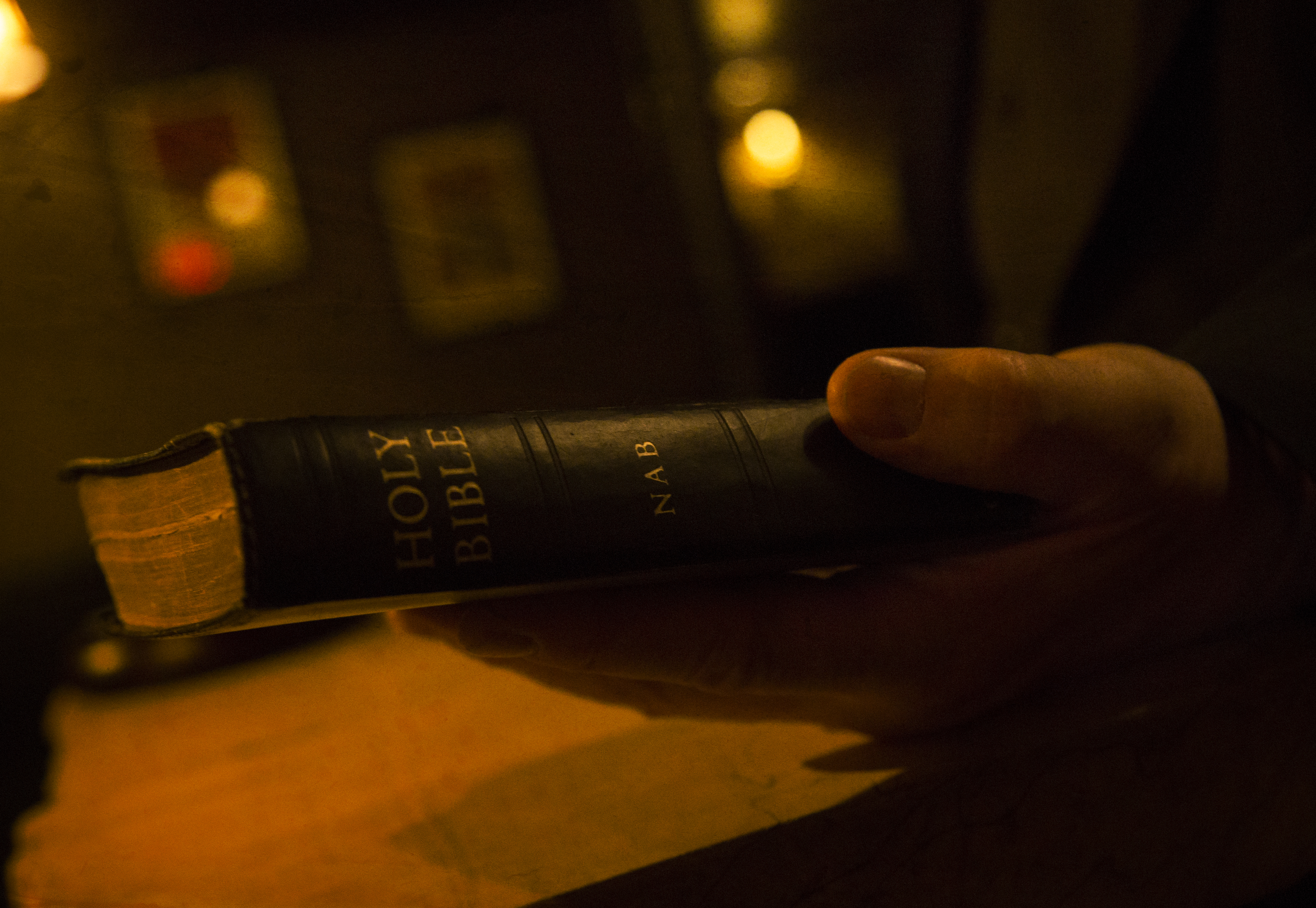 Bible in The Trial of Typhoid Mary