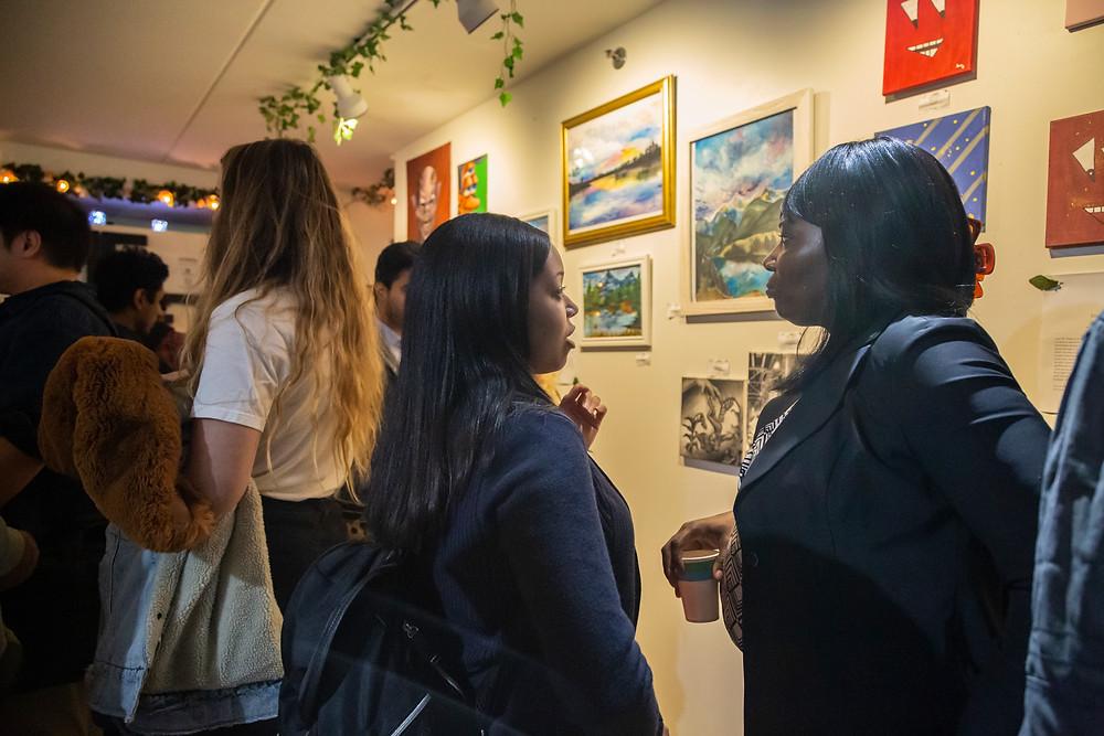 Arts Avenue NYC Guests.