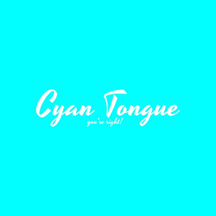 About Cyan Tongue