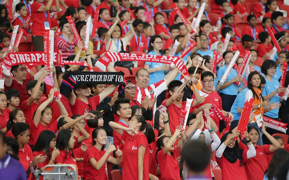 Fans are instrumental in the creation of an exciting match atmosphere