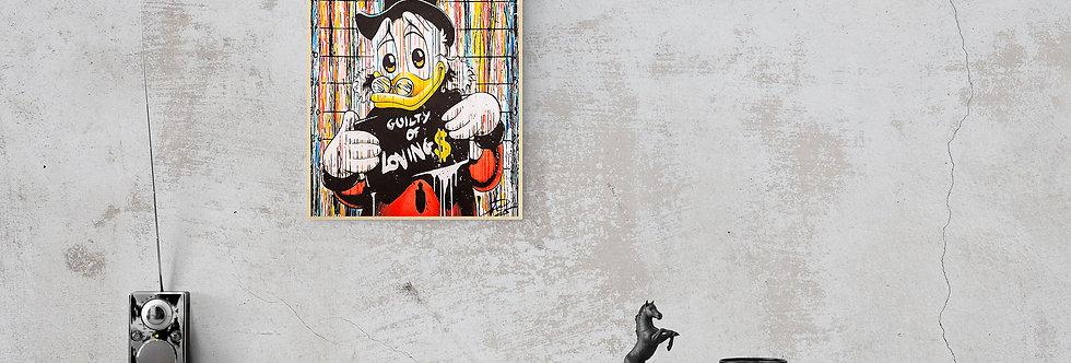 Picsou street art