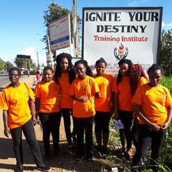 Ignite Your Destiny Training Institute
