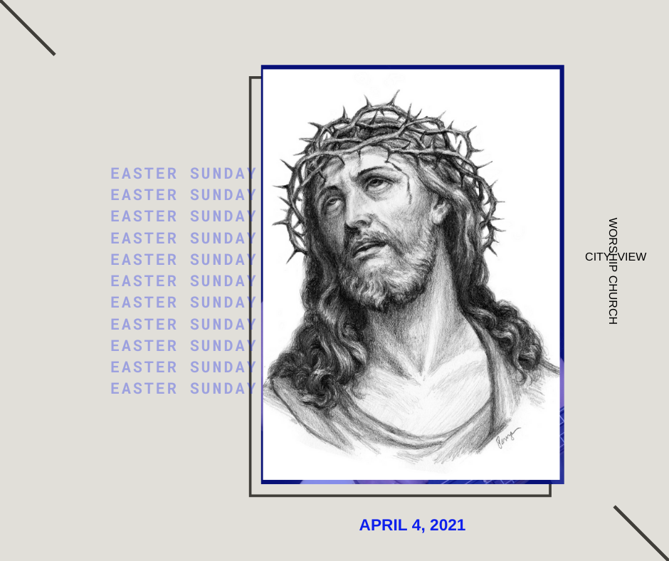 EASTER SUNDAY!   APR 4th