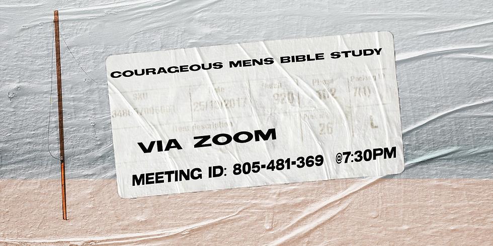 Courageous Men's Bible Study
