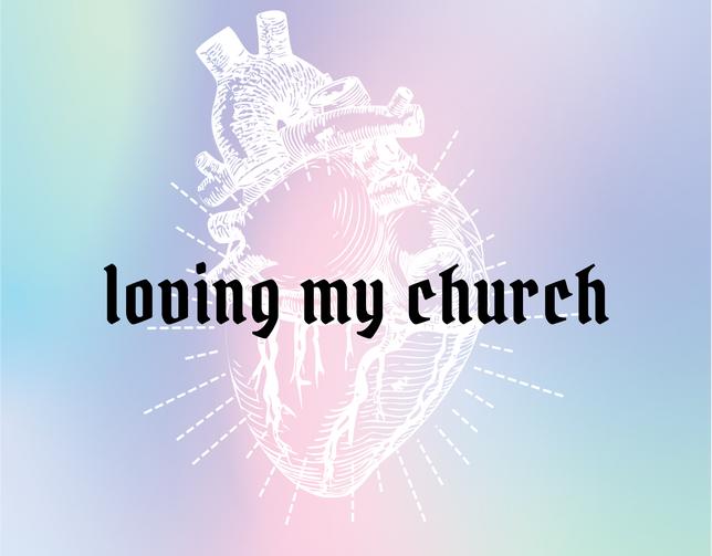 Loving my church Expo