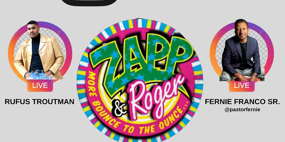 Instagram Live | Zapp & Roger