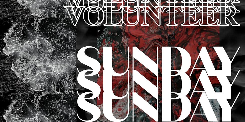 Volunteer Sunday 2020