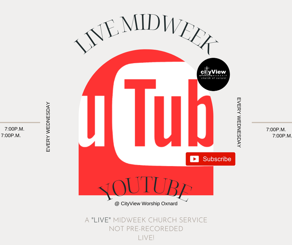 """live"" Midweek Church Service"
