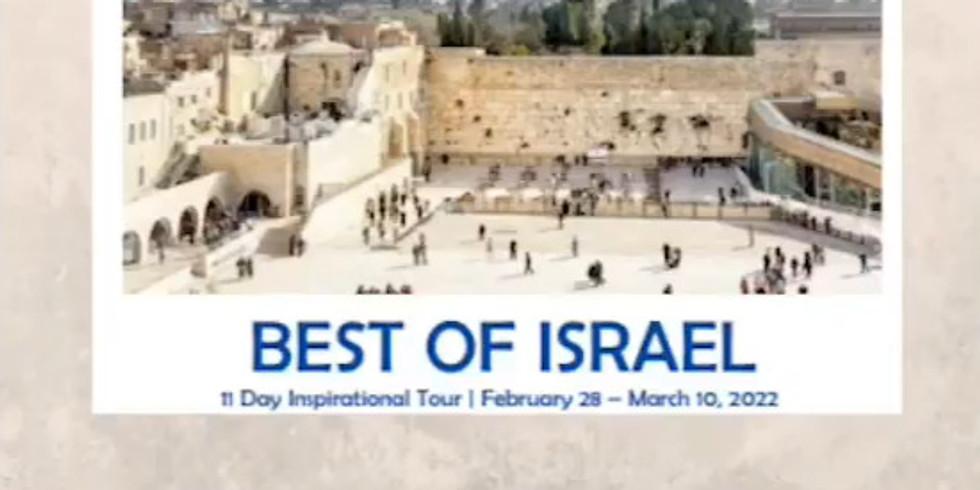 Best of Israel - 2022