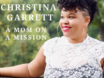 Creating a balanced mom-life with: Christina Garrett