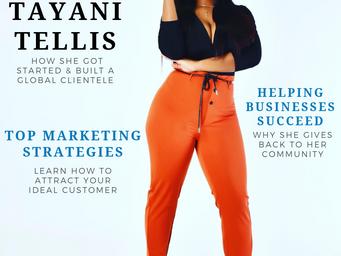 Meet Tayani Tellis of Intentionally POSH