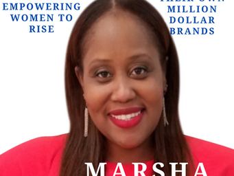 Marsha Guerrier: Helping Women to Rise