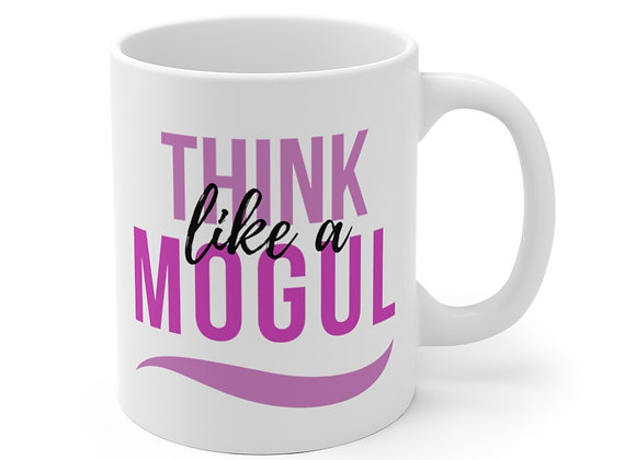Think Like A Mogul Mug (Purple)