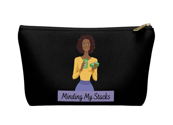 Minding My Stacks Pouch