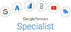 動画click Google Partners Specialist