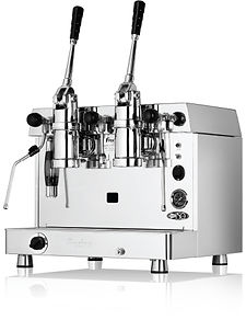 Retro LPG Espresso machine