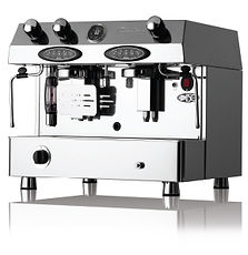 LPG Gas espresso machine