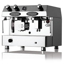 Contempo LPG espresso machine