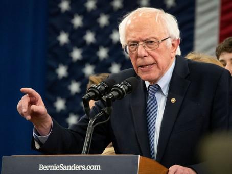 Bernie Sanders abandona la contienda a la candidatura demócrata para la elección de 2020